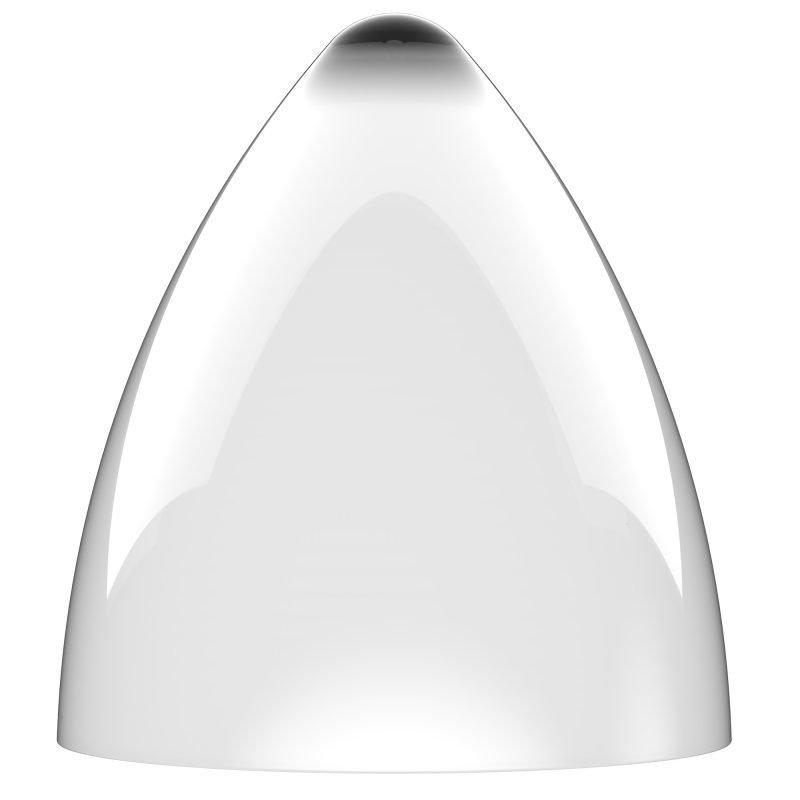 Valaisinkupu Funk 27 Ø 270x300 mm valkoinen
