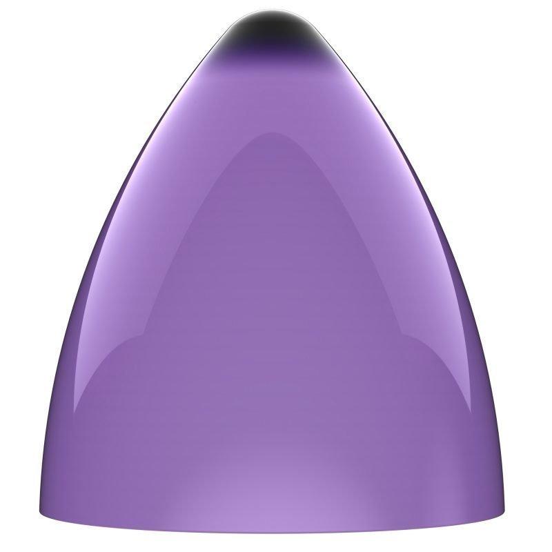 Valaisinkupu Funk 27 Ø 270x300 mm violetti