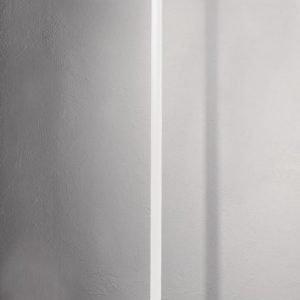 Valaisinpylväs 576-250 Pegasus valkoinen 1870 mm
