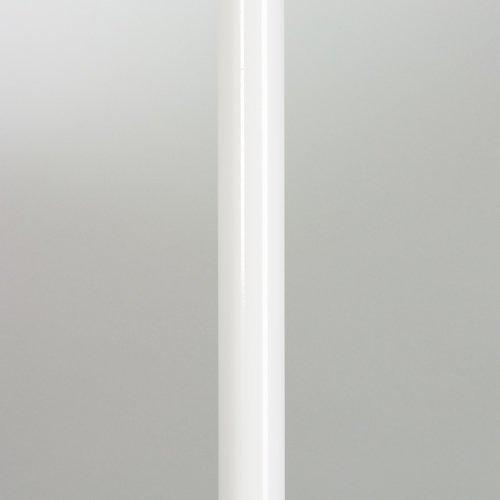 Valaisinpylväs VP225050/V 2 m Ø 50 mm valkoinen