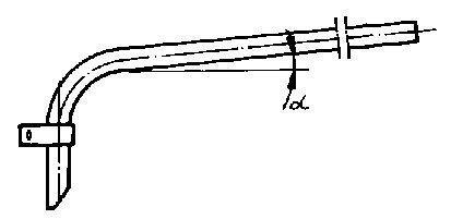 Valaisinvarsi 8970-50