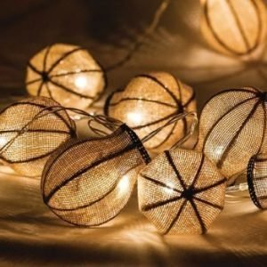 Valoköynnös lamput 10 LED-valoa