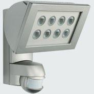 Valonheitin AF 300/200i LED 3K 225x212x177 mm teräs liiketunnistimella