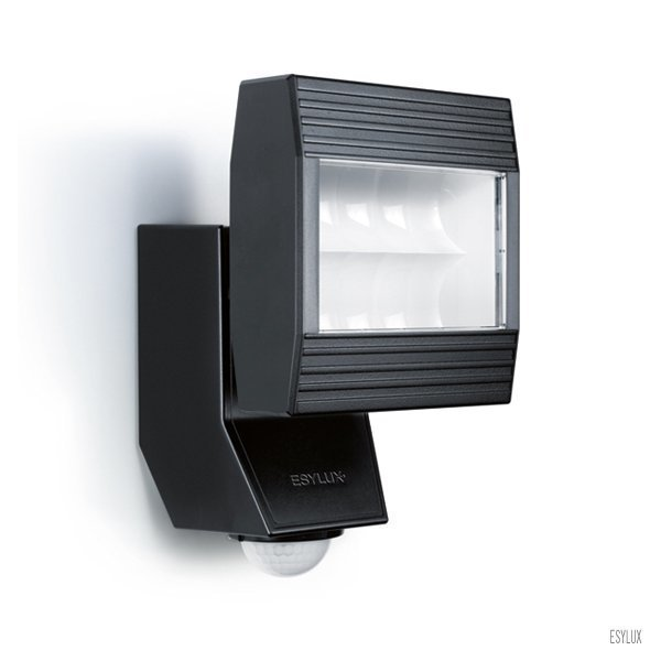 Valonheitin AFR 250 LED 5K 128x140x216 mm liiketunnistimella musta