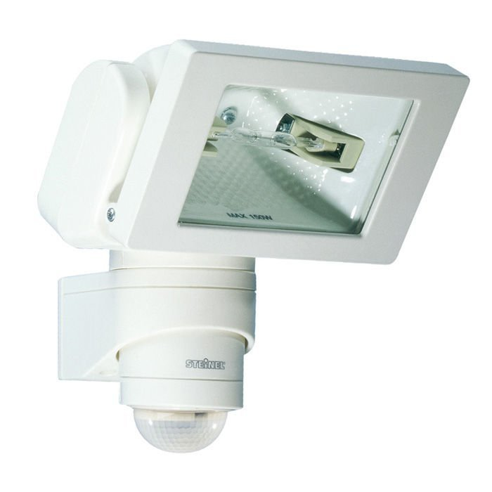 Valonheitin liiketunnistimella HS 150W R7s valkoinen