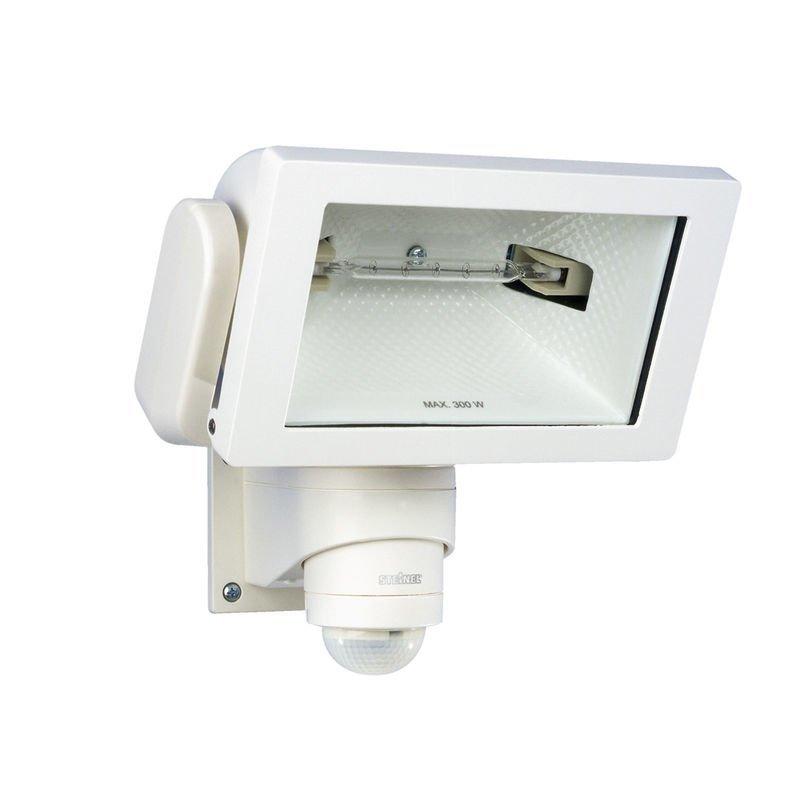 Valonheitin liiketunnistimella HS 300W R7s valkoinen
