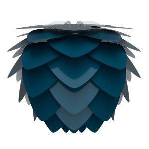 Vita Aluvia Medium Lampunvarjostin Petrol Blue