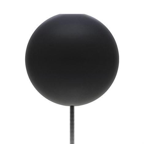 Vita Cannonball Kattokuppi Johdolla Musta
