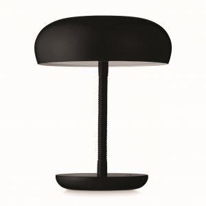 Watt A Lamp Bend Bend Pöytävalaisin Musta