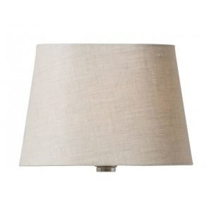 Watt & Veke Basic Oval Lampunvarjostin Beige 260 Mm