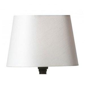Watt & Veke Basic Oval Lampunvarjostin Valkoinen 260 Mm