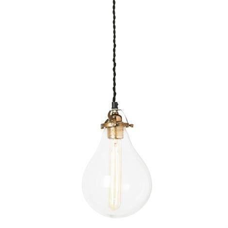 Watt & Veke Droppe Lampunvarjostin Sileä Kirkas