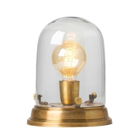 Watt & Veke Edison Pöytävalaisin Messinki