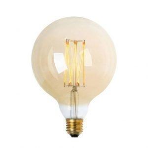 Watt & Veke Hehkulamppu Globe Led E27 4w