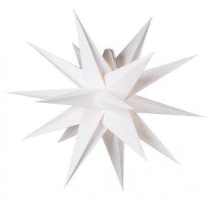 Watt & Veke Sputnik 60 Joulutähti Valkoinen