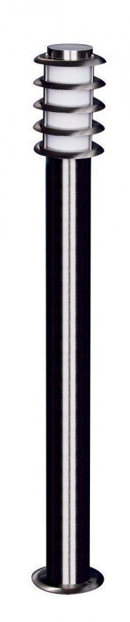 Wirta Lux Bungalow Steel Pylväsvalaisin E27 100 Cm