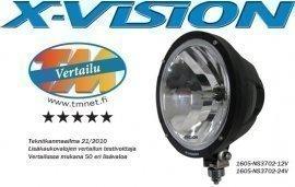 X-Vision Xenon Dominator lisävalo 24V TM-Testivoittaja