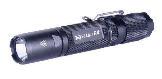 Xglow R4 -ladattava taskulamppu
