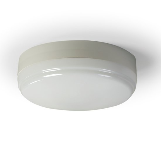 Yleisvalaisin AVR1.118 18W TC-L/2G11 Ø260x88 mm valkoinen