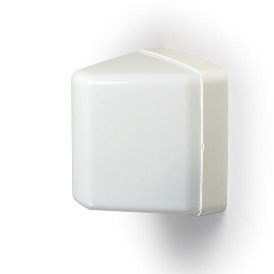 Yleisvalaisin AVR71.118 18W TC-L/2G11 225x225x193 mm valkoinen