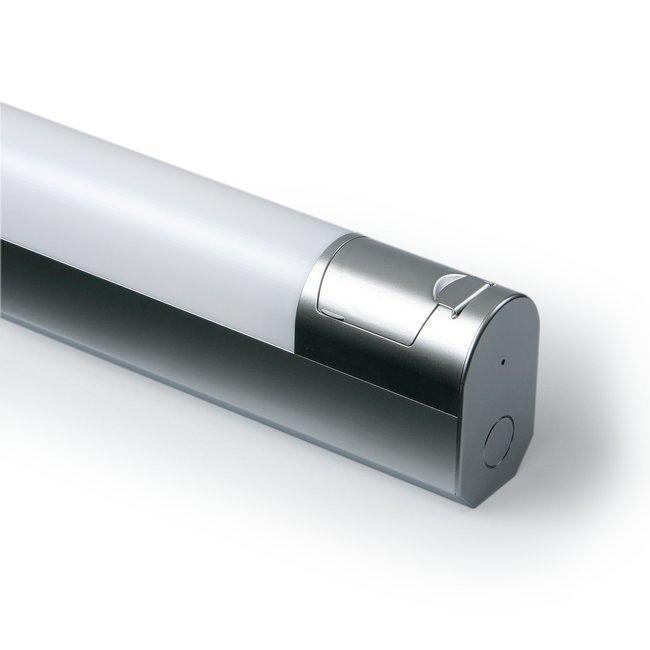 Yleisvalaisin Jono AVR66.018PT 18W T8/G13 708 mm pistorasialla teräs