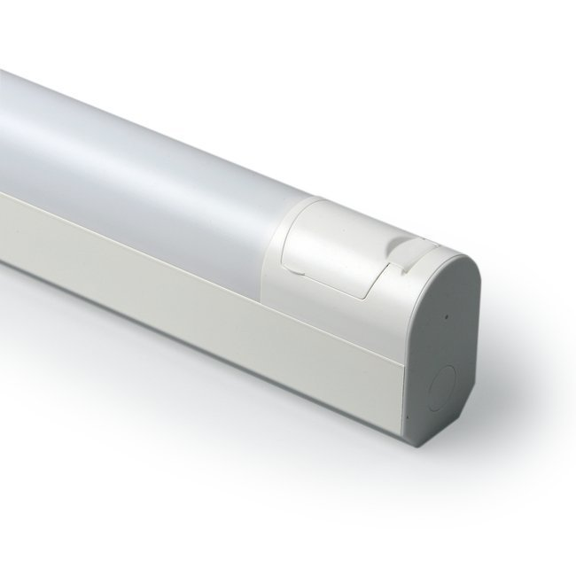 Yleisvalaisin Jono AVR66.028EP 28W T5/G5 1277 mm pistorasialla valkoinen