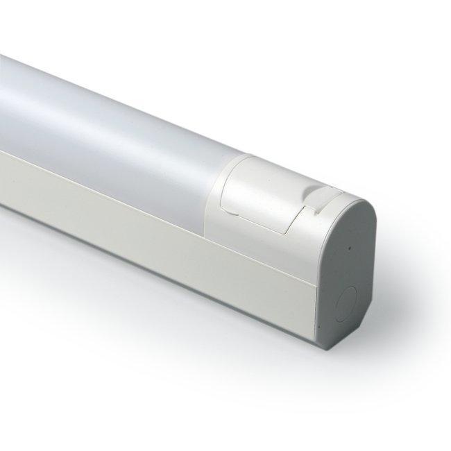 Yleisvalaisin Jono AVR66.111WP 11W TC/G23 495 mm pistorasia +  vikavirtasuojakytkin valkoinen