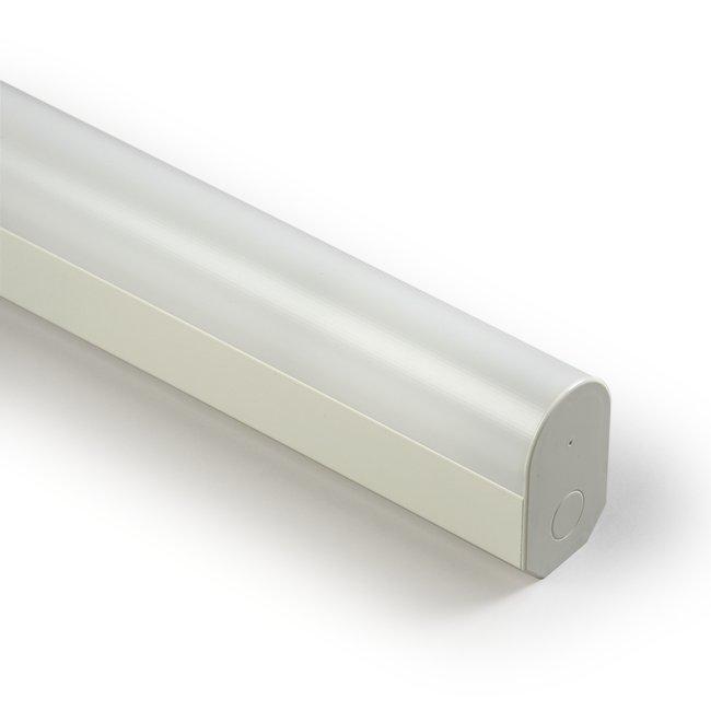 Yleisvalaisin PerusJono AVR66.049E 49W T5/G5 1500 mm High Output -lampuille valkoinen