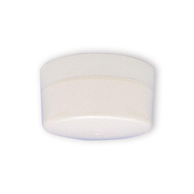 Yleisvalaisin Rondo 2x9W G23 IP44 Ø 240x78 mm valkoinen