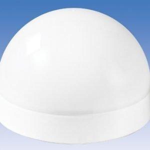 Yleisvalaisin Standard AT17075V IP44 75W E27 Ø 240x170 mm valkoinen