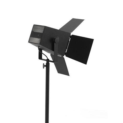 Zero Interiör Foto Lattiavalaisin Alumiini Musta