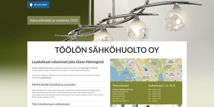 Töölön Sähköhuolto Oy