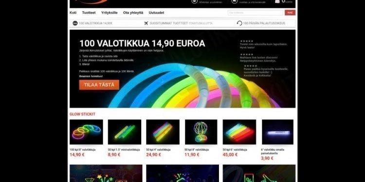 Valotikut.fi